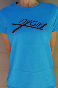 FlyGirl shirt All
