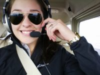 Fearless FlyGirl Emilie Gagnon
